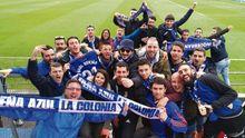 La Colonia en un Lugo-Real Oviedo