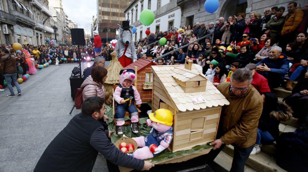 Los mejores disfraces del Carnaval de Vigo