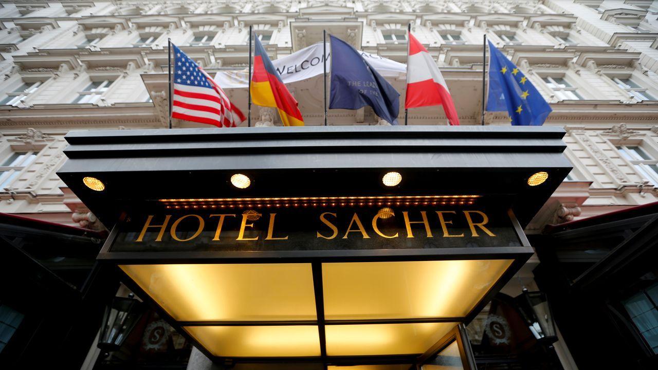 Así es el histórico hotel vienés en el que se hospedaron desde Kennedy a John Lennon, y que ahora se reinventa tras el covid