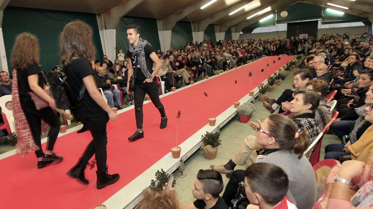 El desfile de moda Vilou Fashion ya se celebró en las instalaciones del recinto ferial