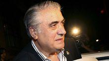 Lorenzo Sanz, expresidente del Real Madrid, ha ingresado en la UCI con coronavirus