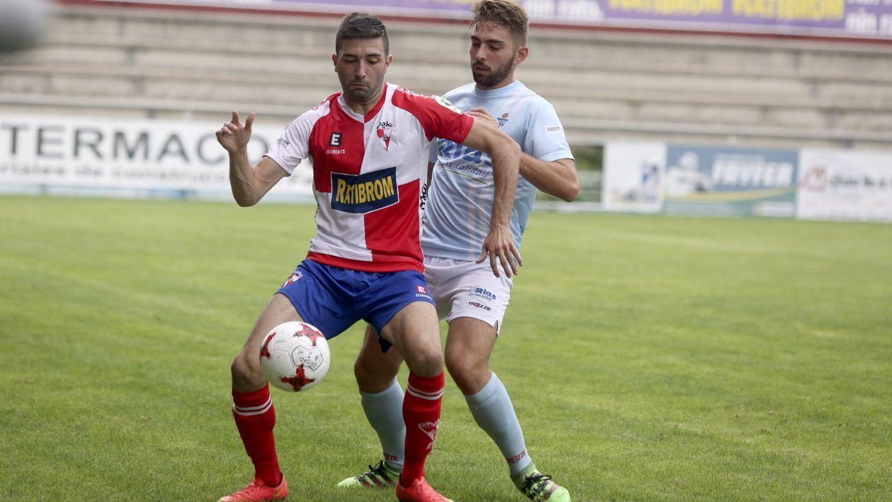 El Deportivo - Levante, en imágenes.Lucas pide que se sepa que la plantilla trabaja duro