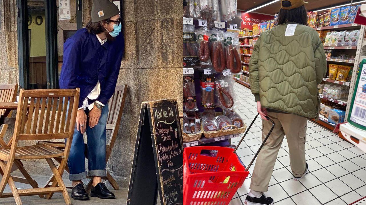En la tienda mdc.Algunas de las fotos de Galician in Galicia