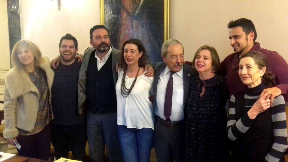 Gascona, sidra, sidrerías,.El tripartito aprueba los presupuestos de 2017. ARCHIVO