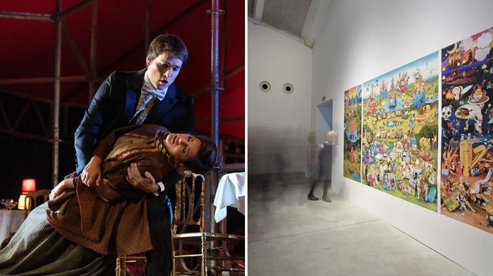 Concurso Ficx.Ópera de Oviedo y Laboral Centro de Arte