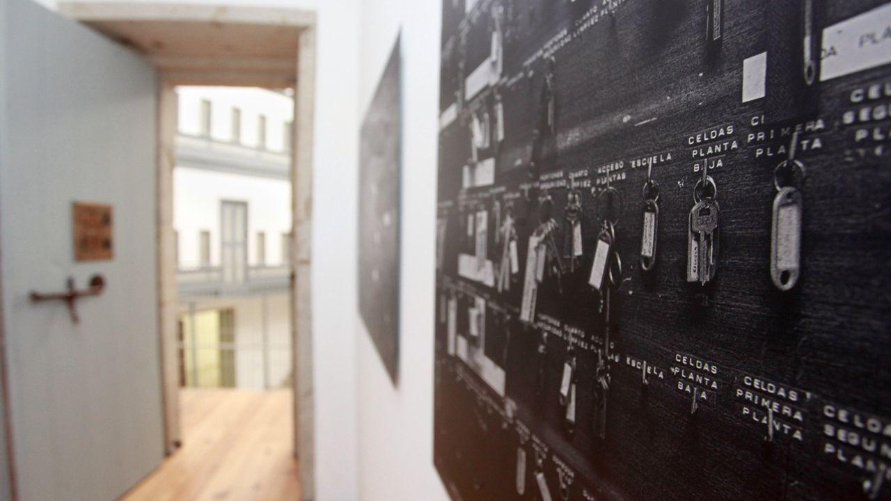 En O Vello Cárcere se celebraran obradoiros, y siguen abiertas, entre otras, las exposiciones «Da Guerra á Posguerra» y «Elas»