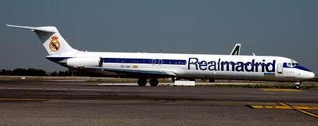 ¿Puede una tormenta derribar un avión?.El avión del Real Madrid «La Saeta».