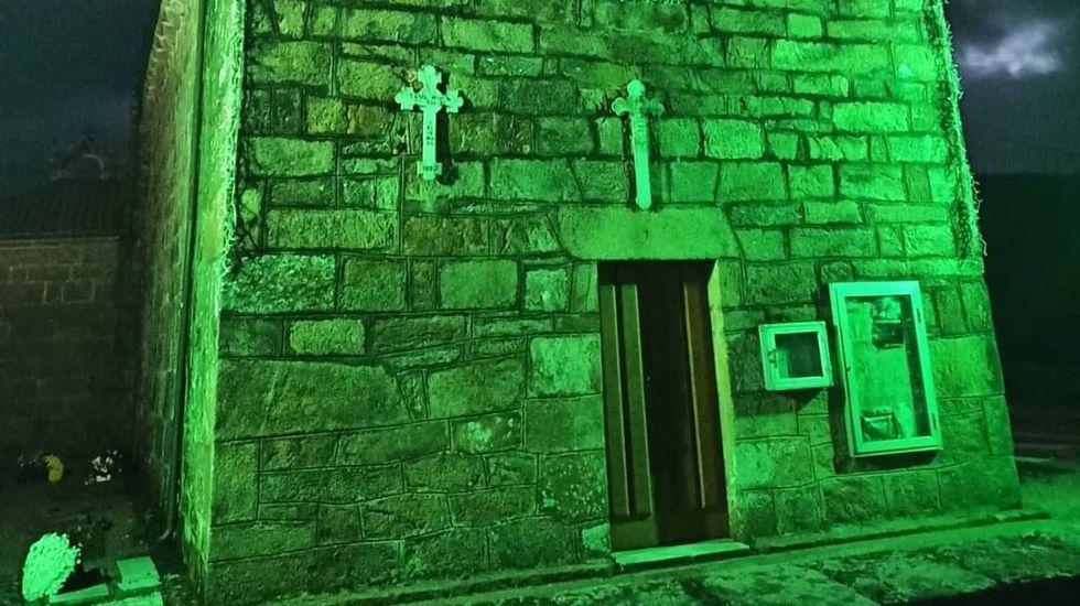 Santa María de Xaviña (Camariñas)