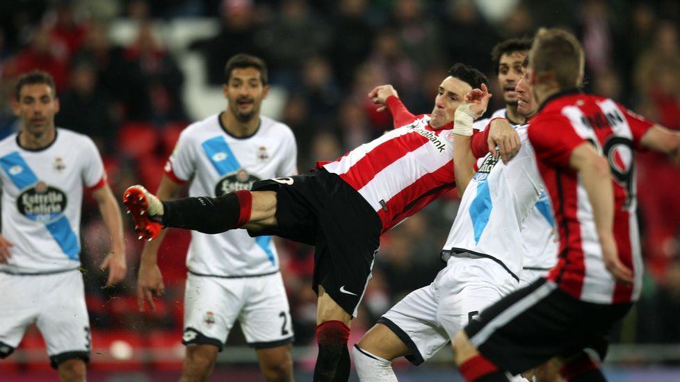 El Athletic-Deportivo, en fotos