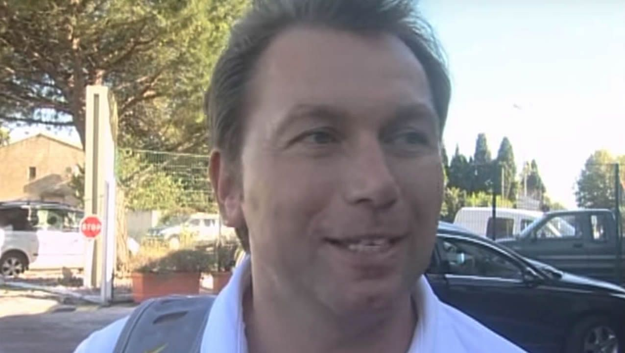 El director de equipos belga, Johan Bruyneel