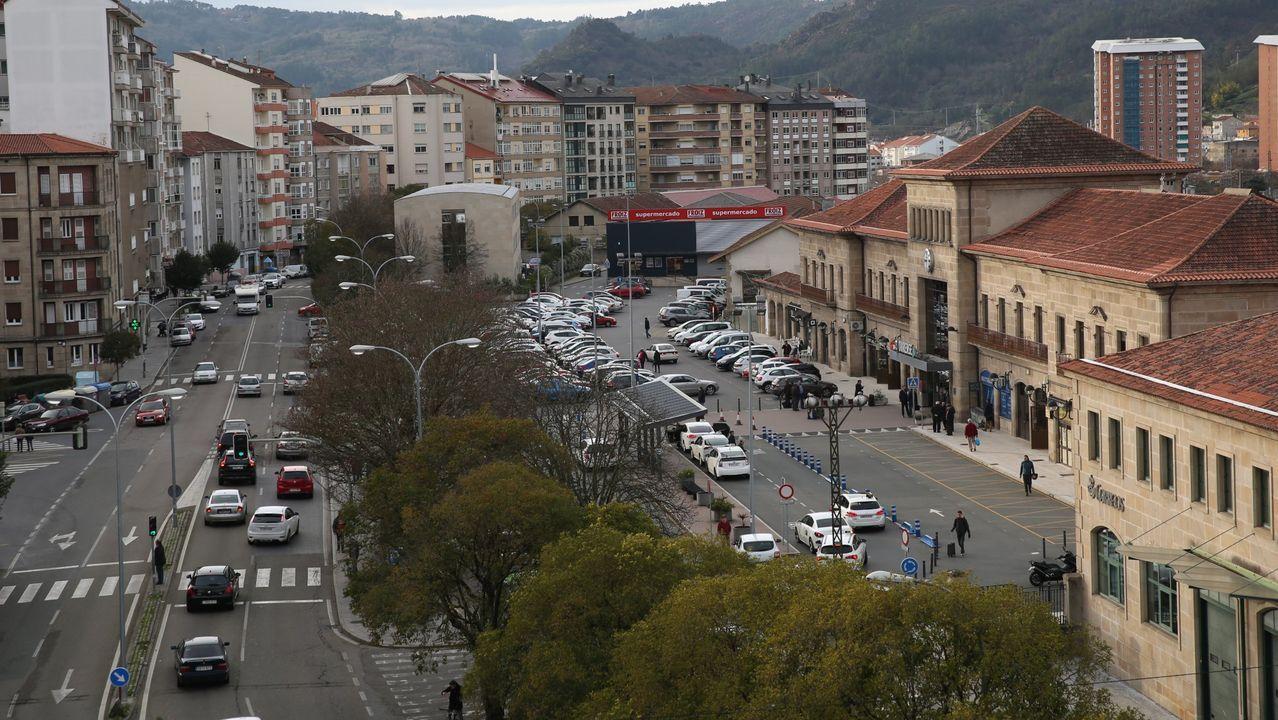 El tramo del AVE que ahorrará 50 minutos en el viaje a Madrid se abrirá «en pocos meses».La vicepresidenta del Gobierno, Carmen Calvo