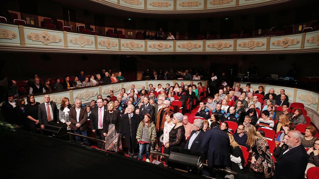 El Teatro Principal acoge actos de todo tipo