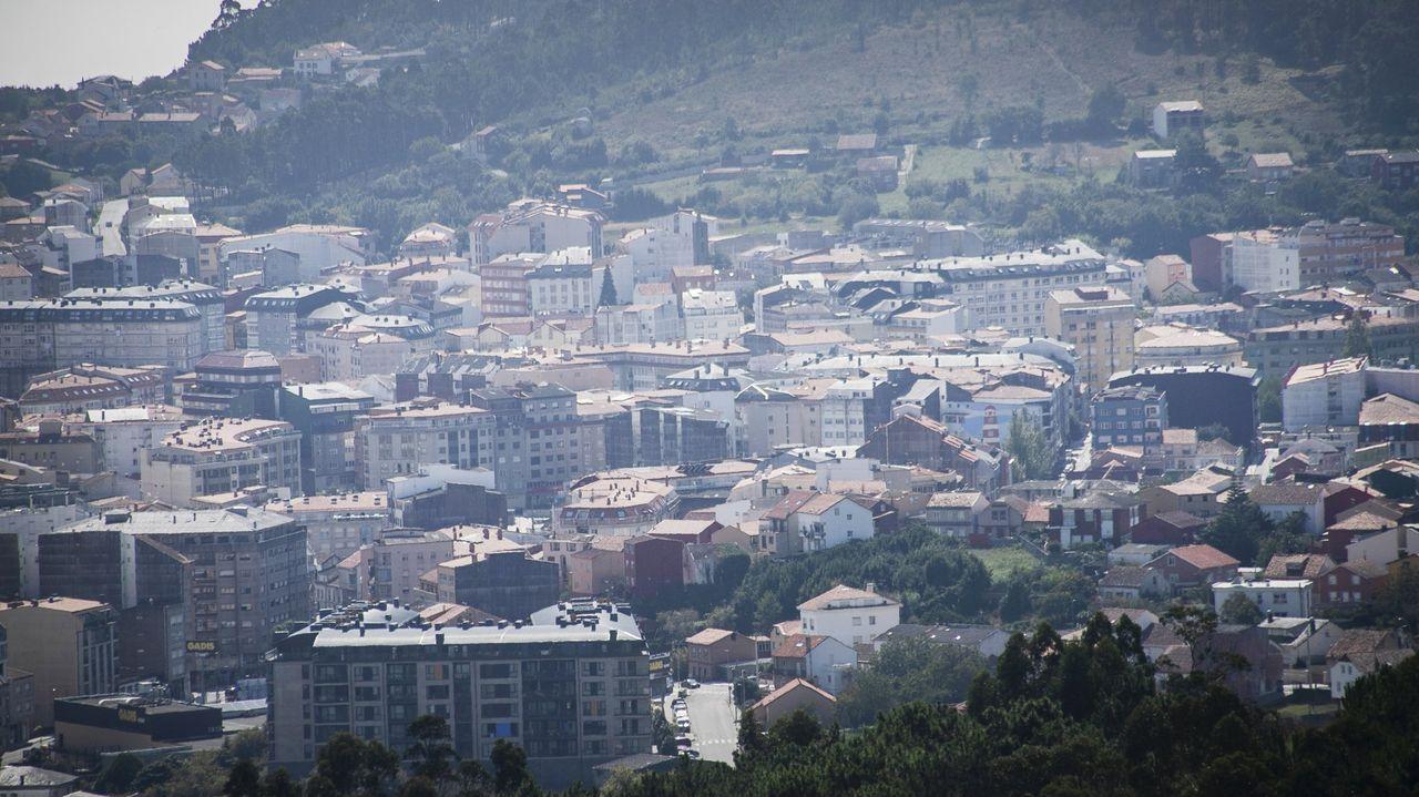 El valor de los bienes urbanos de Ribeira es el más elevado de la Barbanza