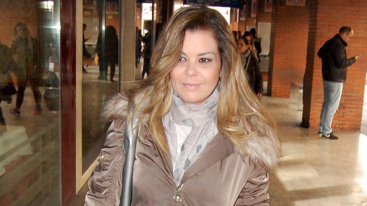 María José Campanario de nuevo ingresada, en su 39 cumpleaños