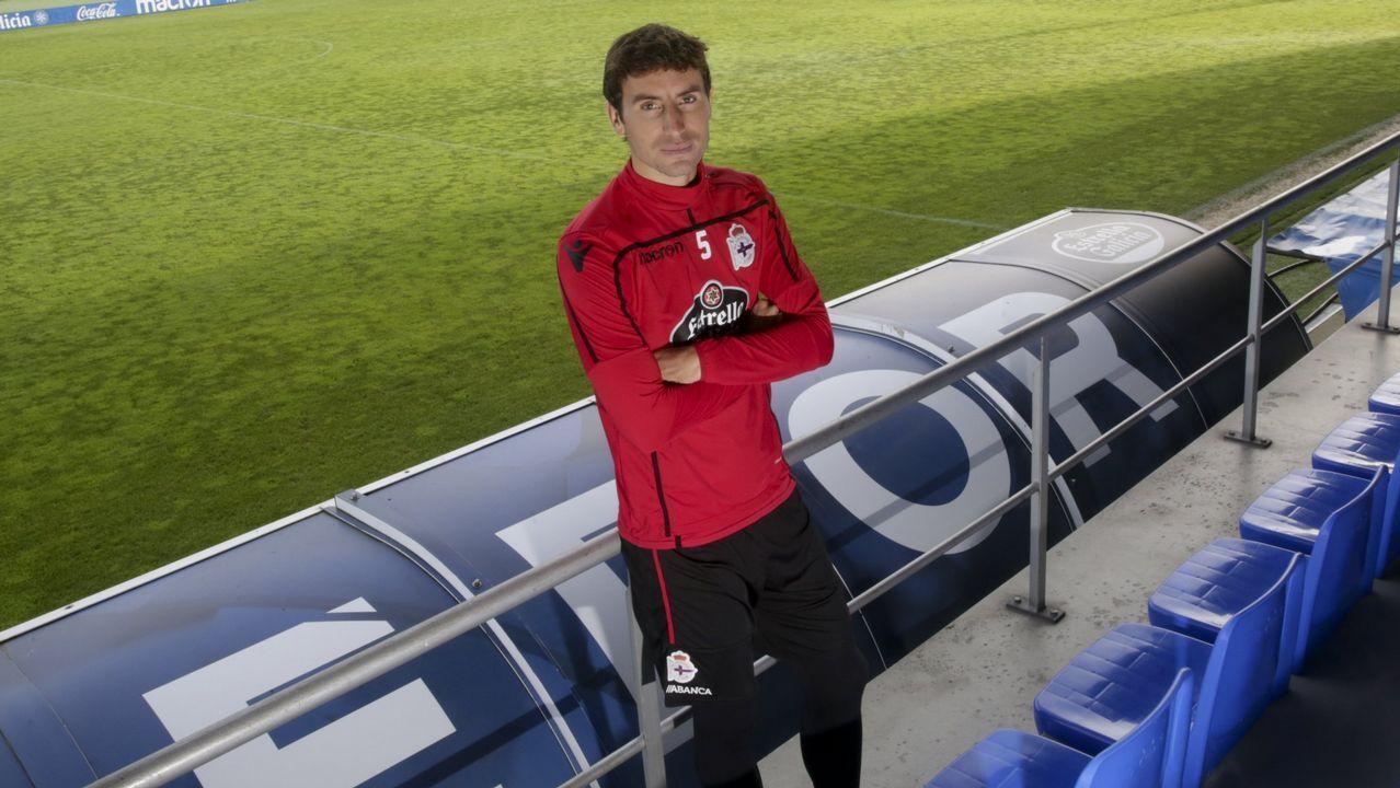 Borja Valle no marca desde la primera jornada de la segunda vuelta