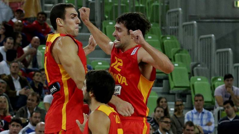 España luchará por el bronce