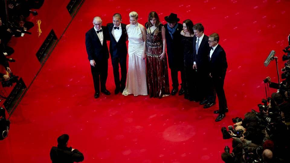 Berlinale 2014: Pistoletazo de salida para el glamour de la alfombra roja