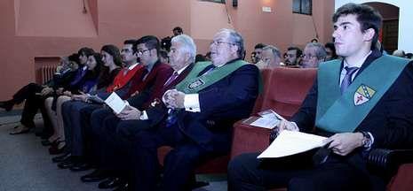 La Estila inauguró el curso con una conferencia de Santiago Álvarez de Mon sobre liderazgo.