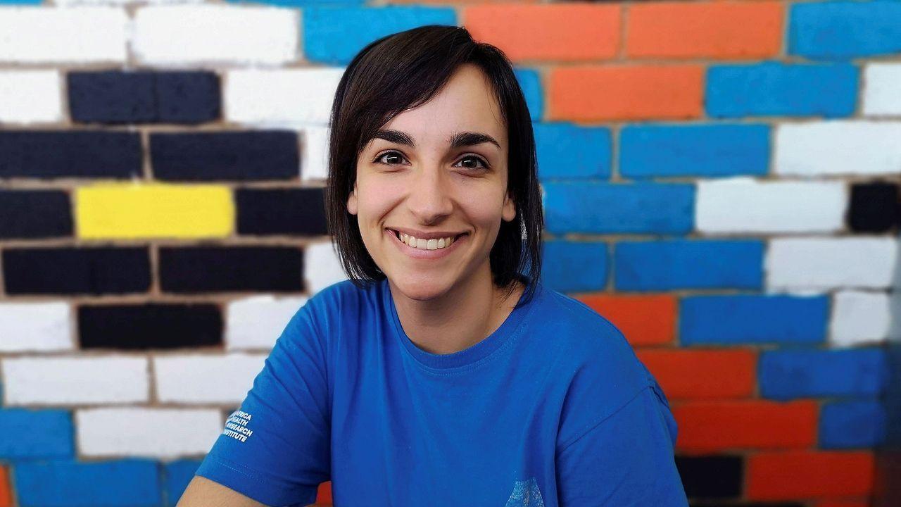 adrian.Ana Moyano lleva cuatro años en Sudáfrica