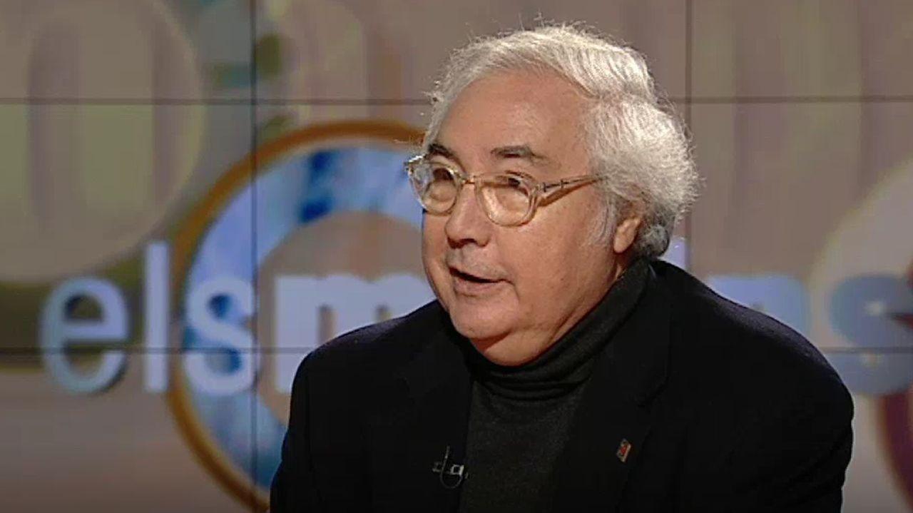 El nuevo ministro de Universidades, Manuel Castells