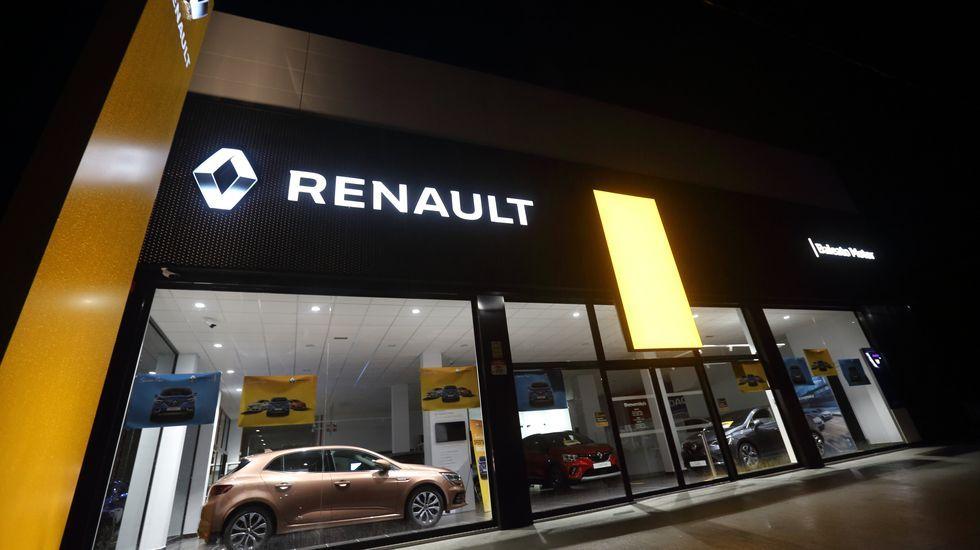 Renault, ya en el polígono carballés de Bértoa