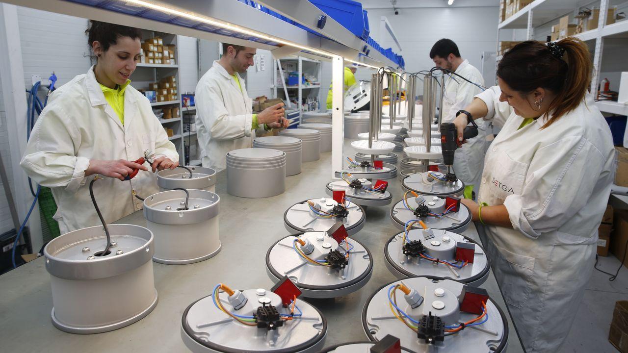 Setga, una empresa puntera en la fabricación de iluminación, no tiene proveedores chinos