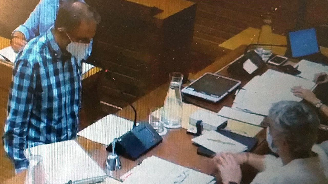 Los linajes genéticos del coronavirus en España.Rufino Fernández Alonso toma posesión del cargo de edil de Podemos-Equo Xixón, en sustitución de Yolanda Huergo