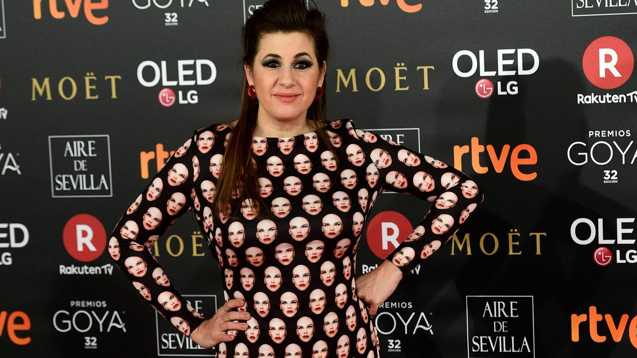 Maria Botto.Pepa Charro, la «terremoto de Alcorcón».