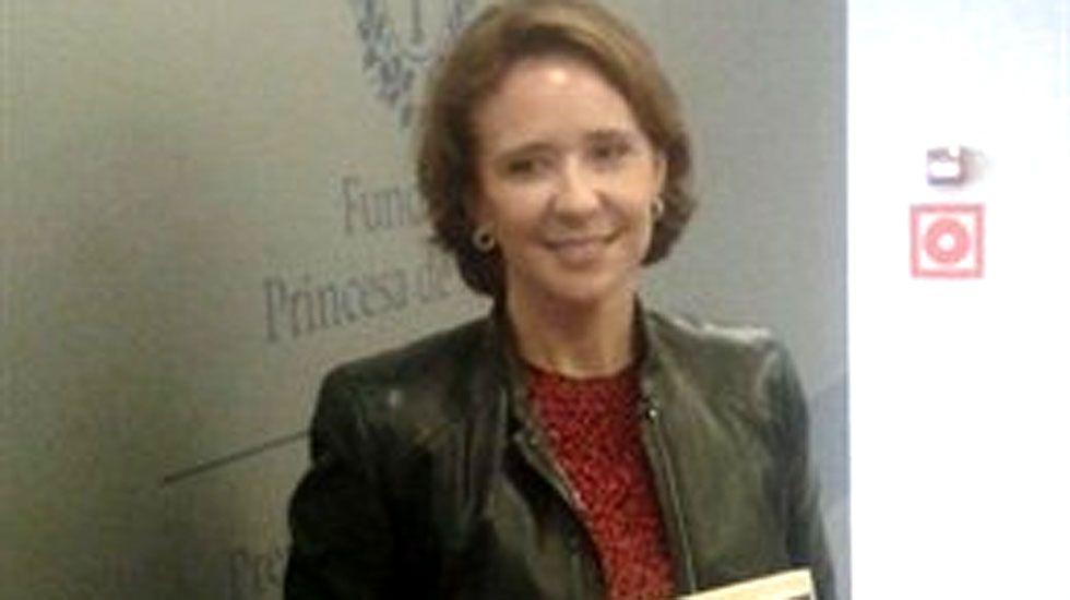 Teresa Sanjurjo.Teresa Sanjurjo