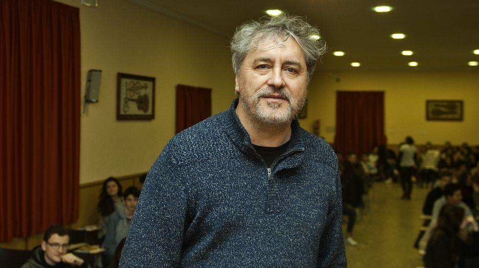 Francisco Maceira, ante el espejo en el Tupinamba