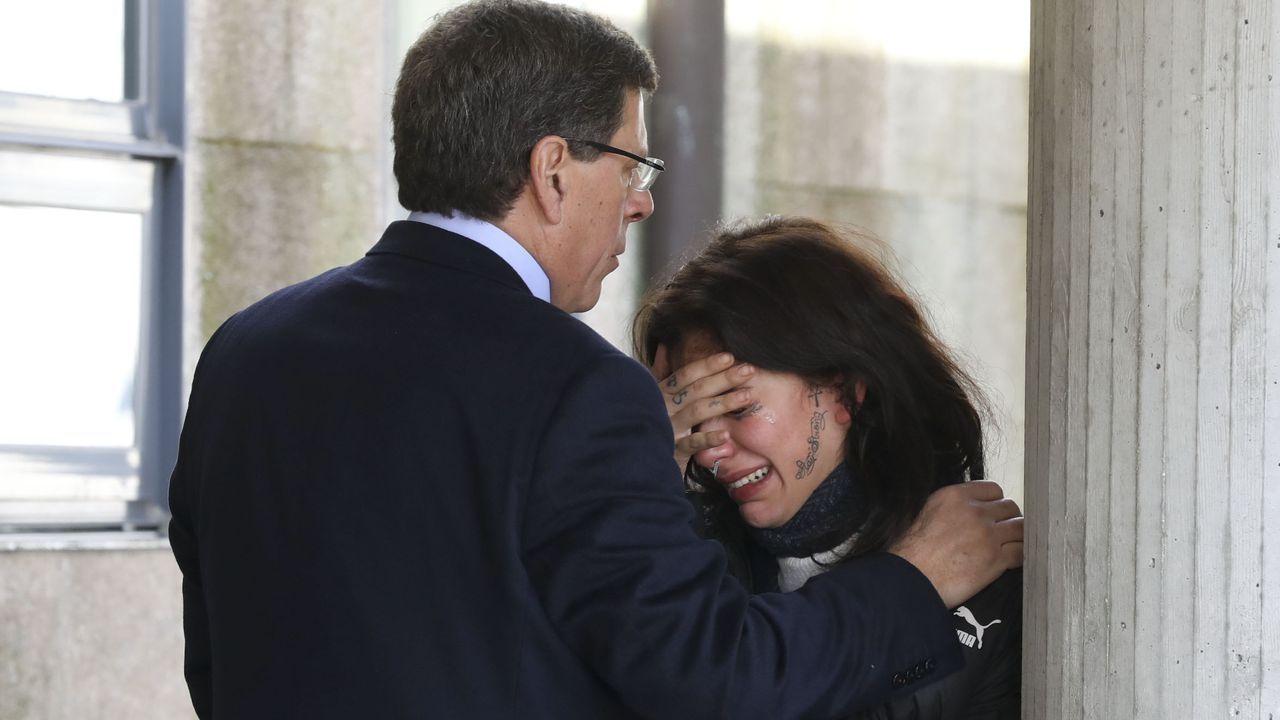 Todas las imágenes que ha dejado el juicio por el crimen de Diana Quer