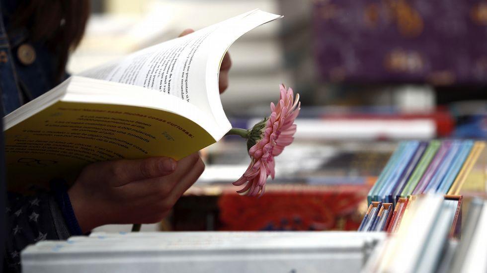 El Salón del Libro Infantil y Juvenil abre sus puertas en Pontevedra.El Día del Libro