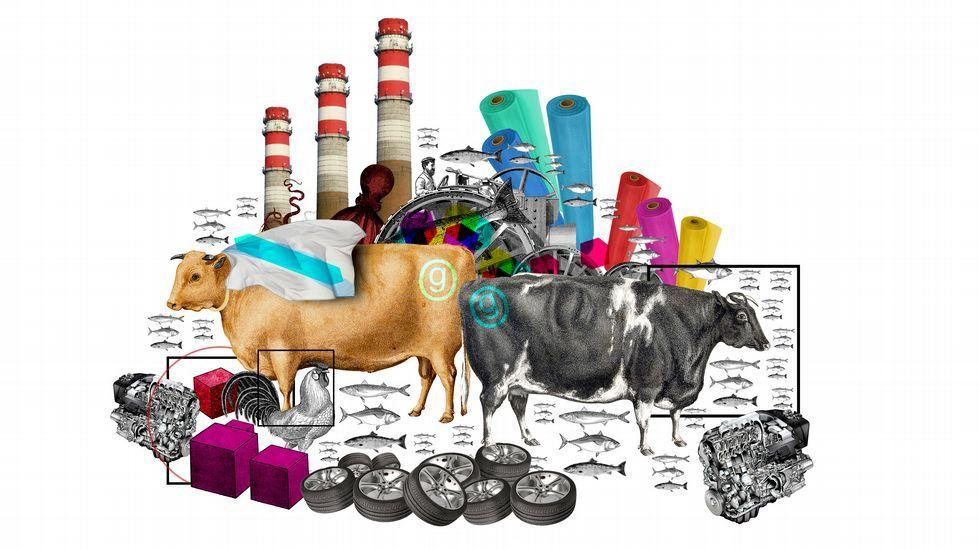 El gradom busca crear sinergias con empresas del entorno (como Pull & Bear, del grupo Inditex, en la imagen)