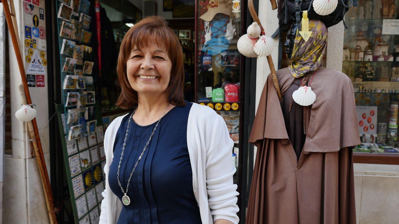 Joaqui y su pareja se quedaron sin trabajo y apostaron por crear su propio negocio en el Camino