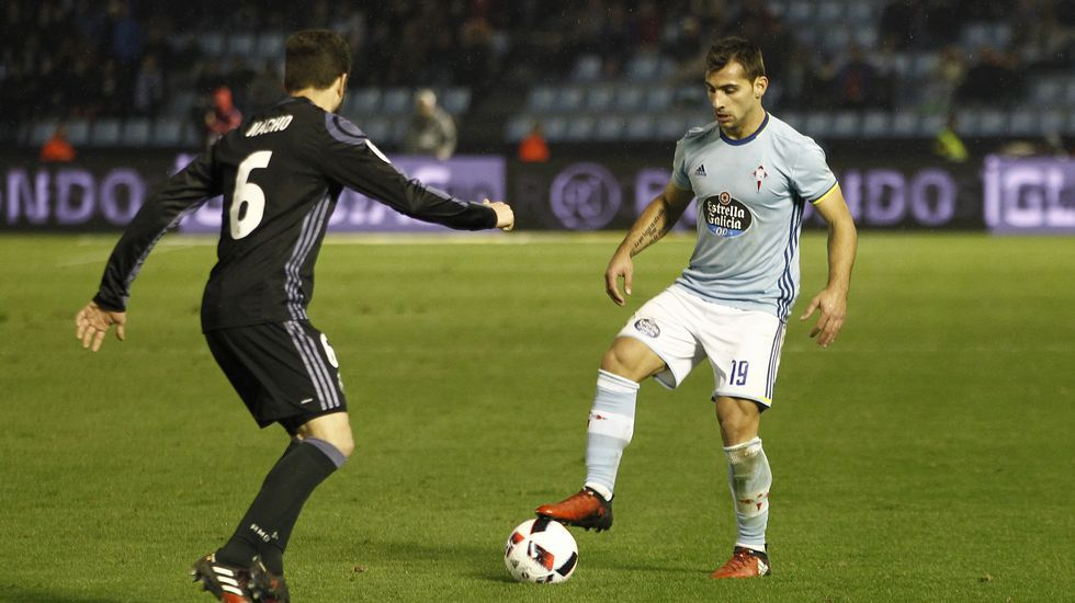 Celta 2 -Real Madrid 2 en Copa (25 de enero)