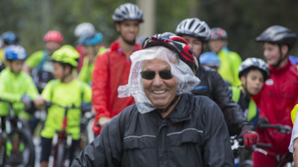 ¡Búscate en la 32.ª edición del Día da Bicicleta de A Laracha!