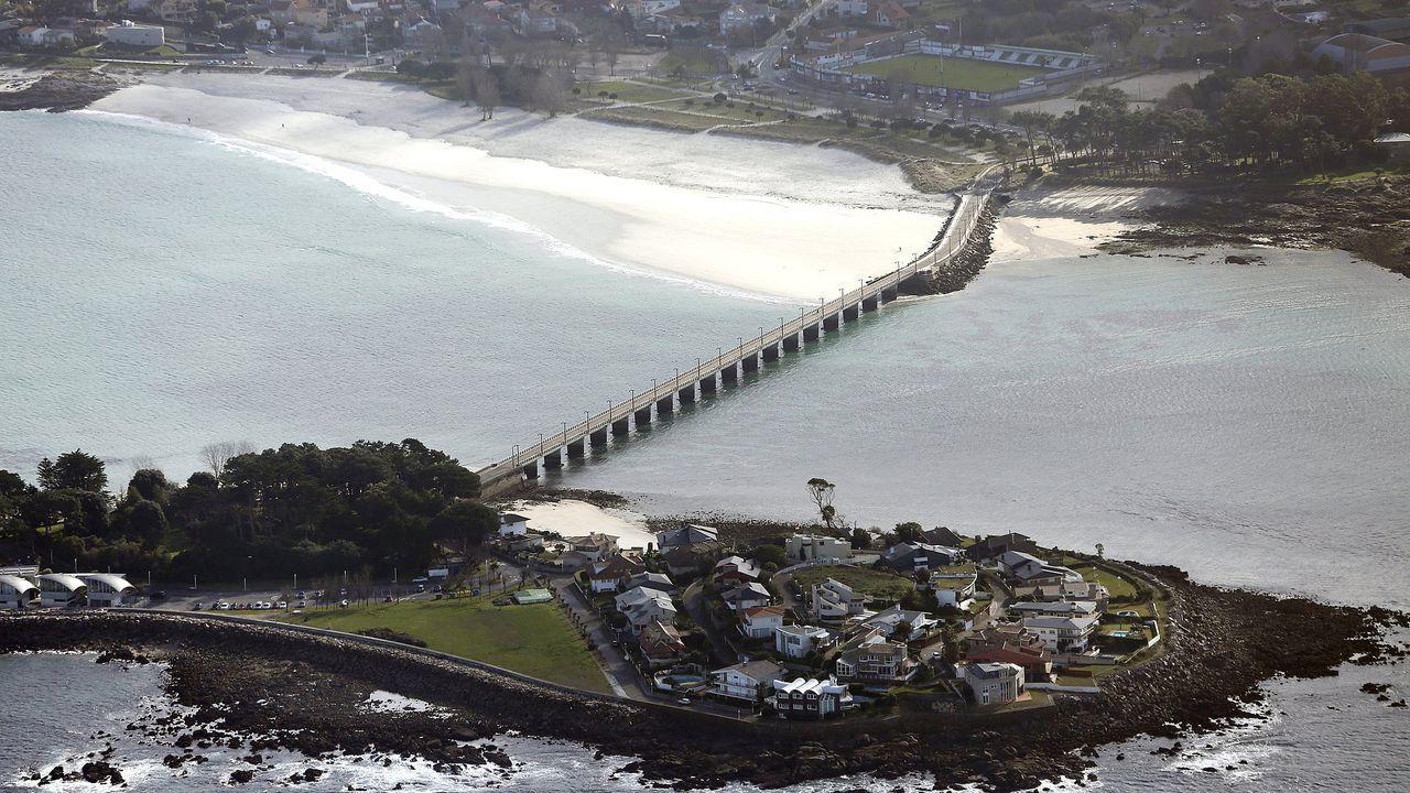 Estas son las playas de Vigo con bandera azul