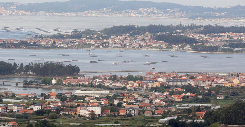 El núcleo marinense de Loira fue el origen de las reivindicaciones en Galicia ante Costas.