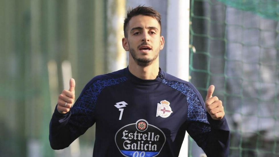 El Dépor pule los detalles para recibir al Valencia.Abelardo