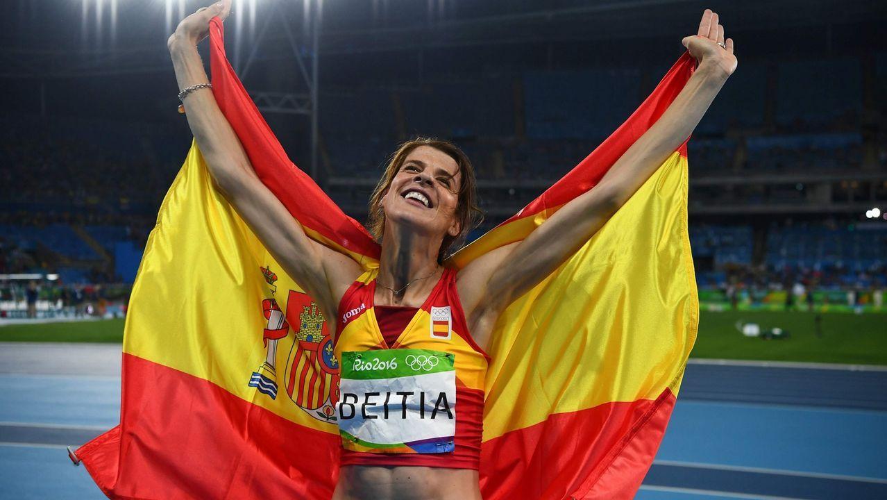 Saúl Craviotto repitió podio en Río 2016 con el bronce en el K1 200 metros