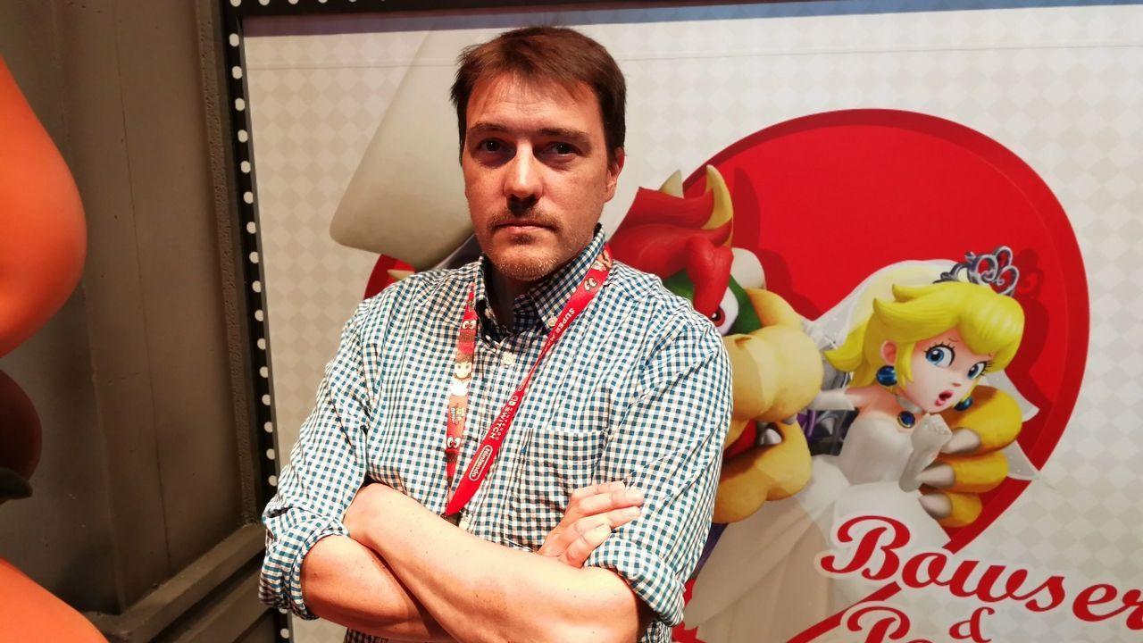 «Llevo más de 200 horas en Zelda y hay sitios que no he visto bien».Fotograma del trailer del NBA 2K20