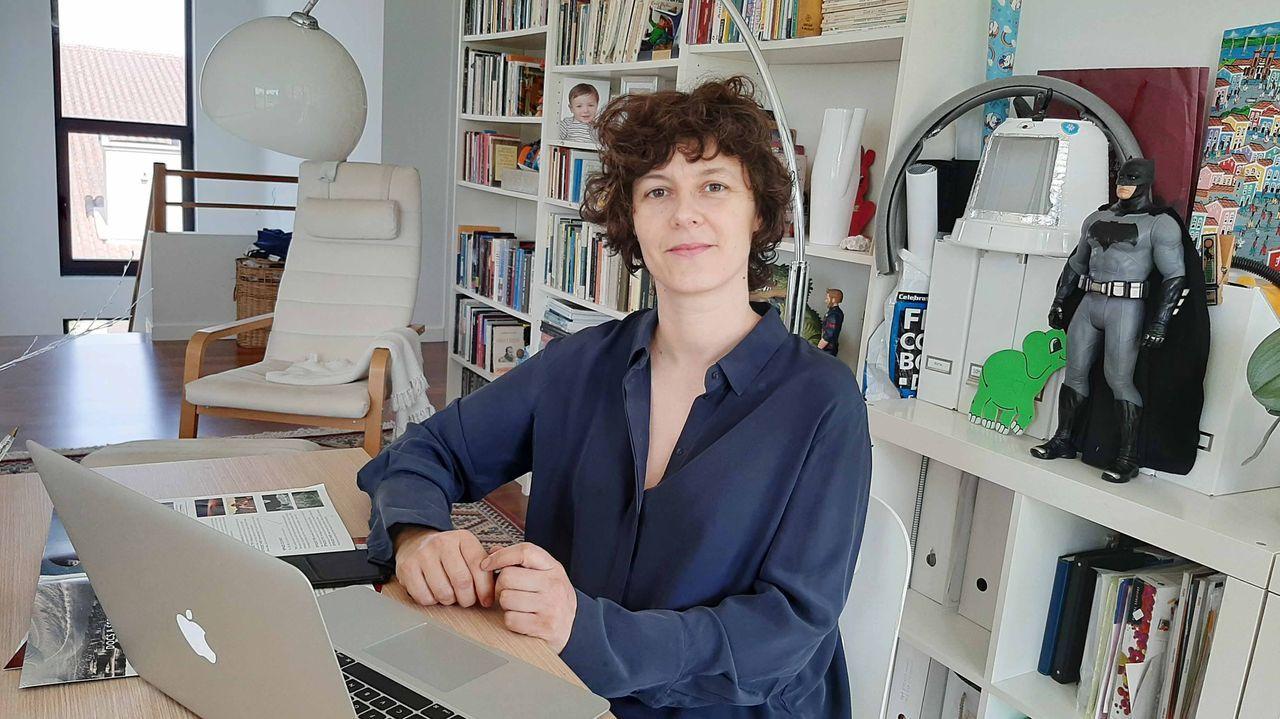 Ruth Chao, gerente de la productora Somadrome.