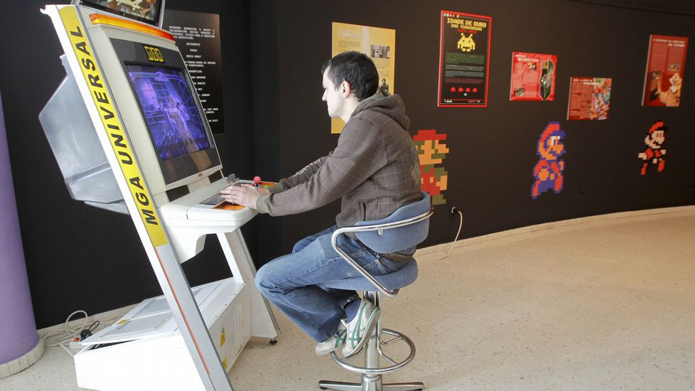 Chequeo a la muestra VideoXogos