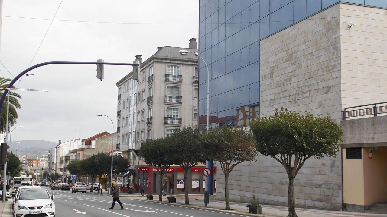 Los arquitectos señalan que en Narón hay una mejor planificación que en Ferrol