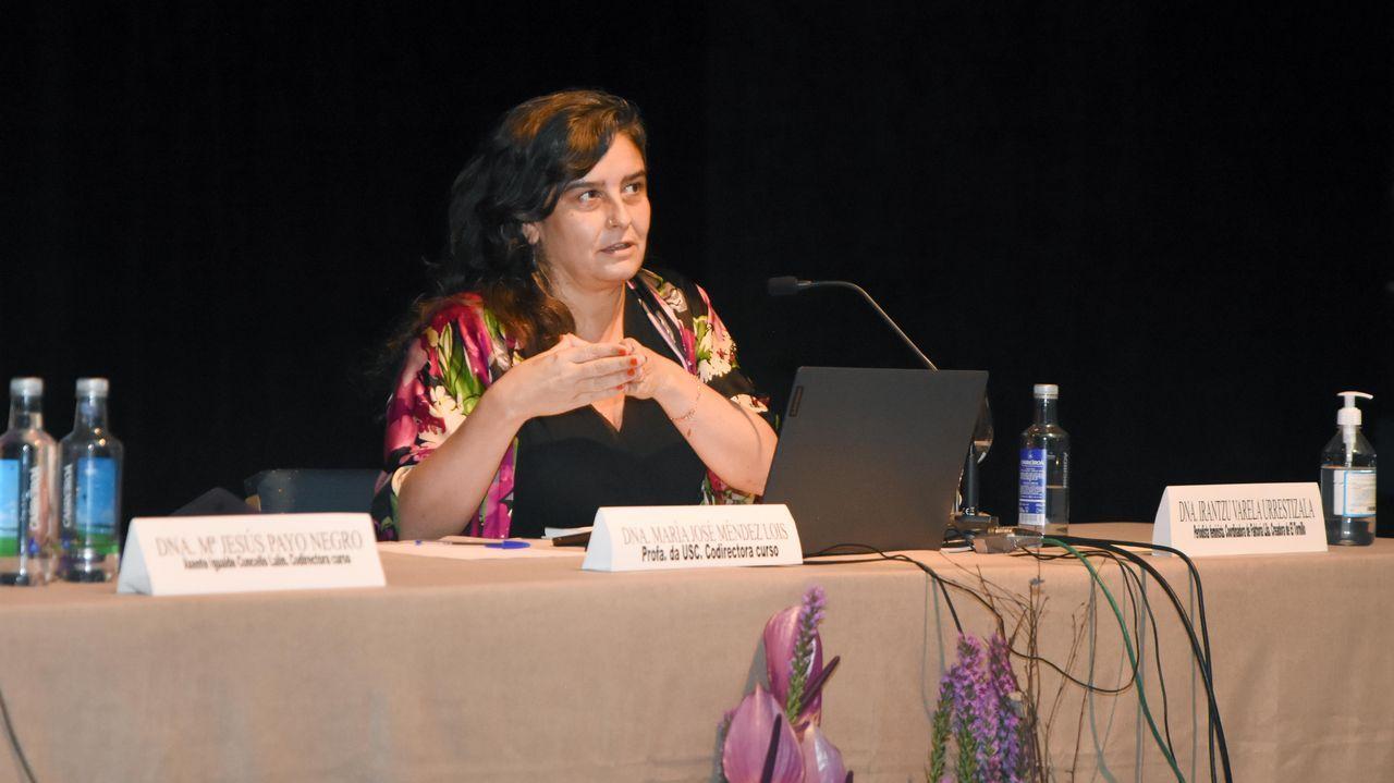 Ana Saavedra, presidenta de Mirabal; la realizadora Zaza Ceballos; y la fundadora de Alar, Marijé Díaz