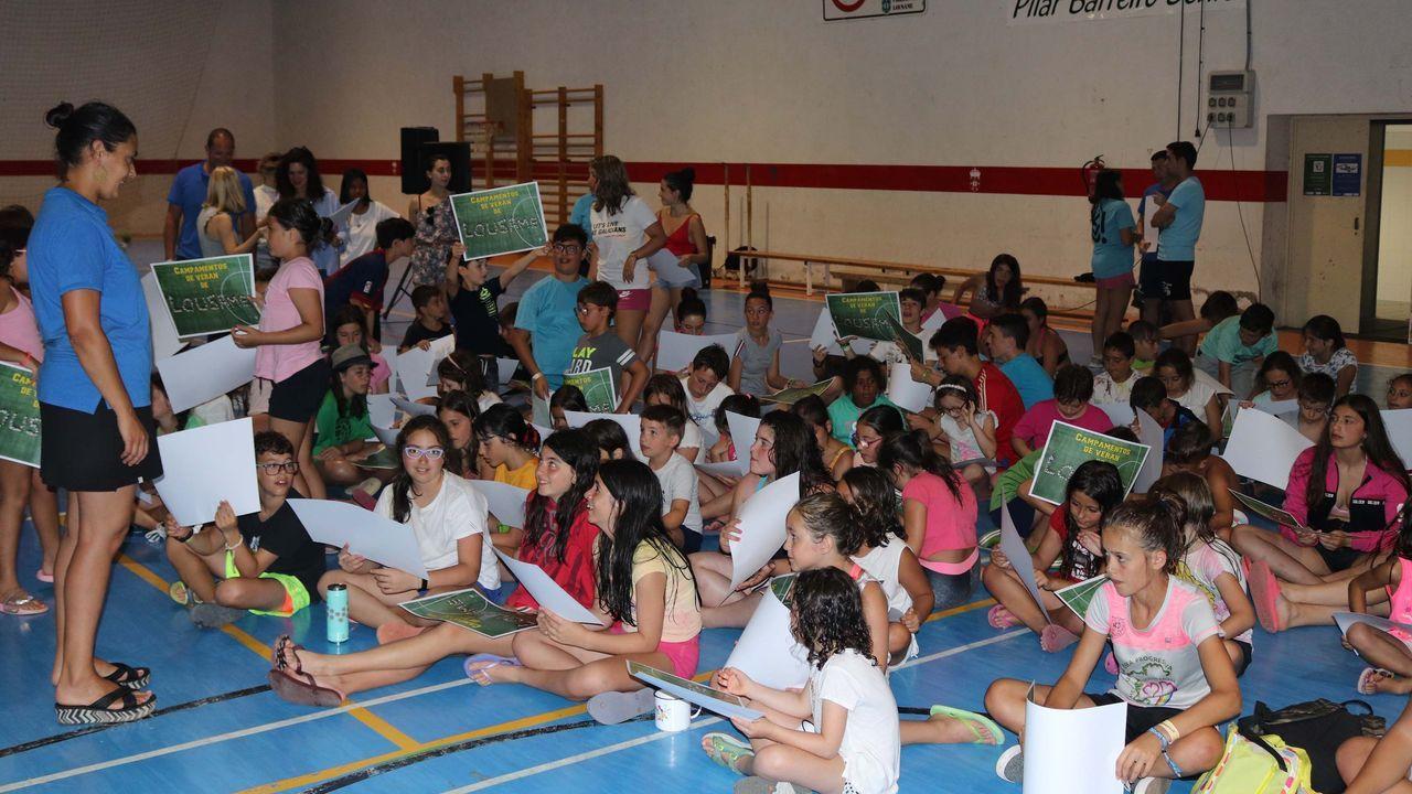 ¡Mira las fotos del concierto de Maldita Nerea en las fiestas de Ribeira!