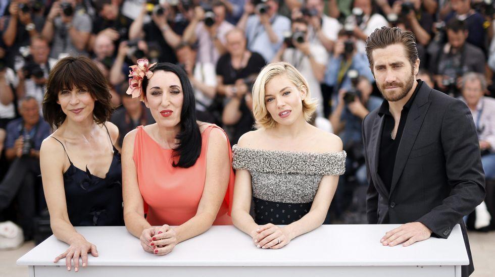 Sophie Marceau, Rossy de Palma, Sienna Miller y Jake Gyllenhaal, miembros del jurado