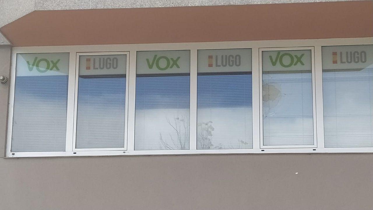 La sede del partido en Lugo ha sido inaugurada recientemente