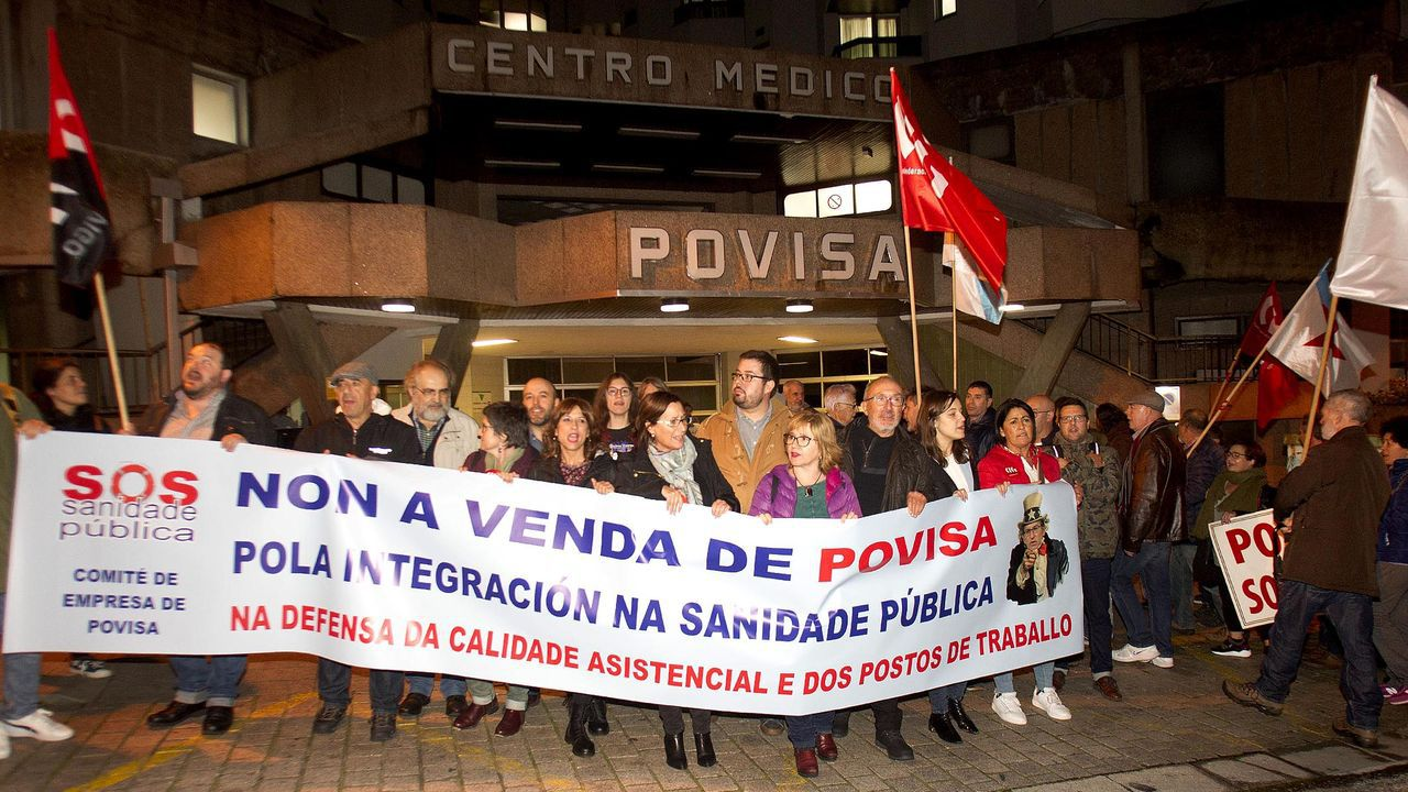 Marcha Solidaria Fina Acuña de ADICAM (contra el cáncer).Sede del Tribunal Superior de Xustiza de Galicia, en A Coruña