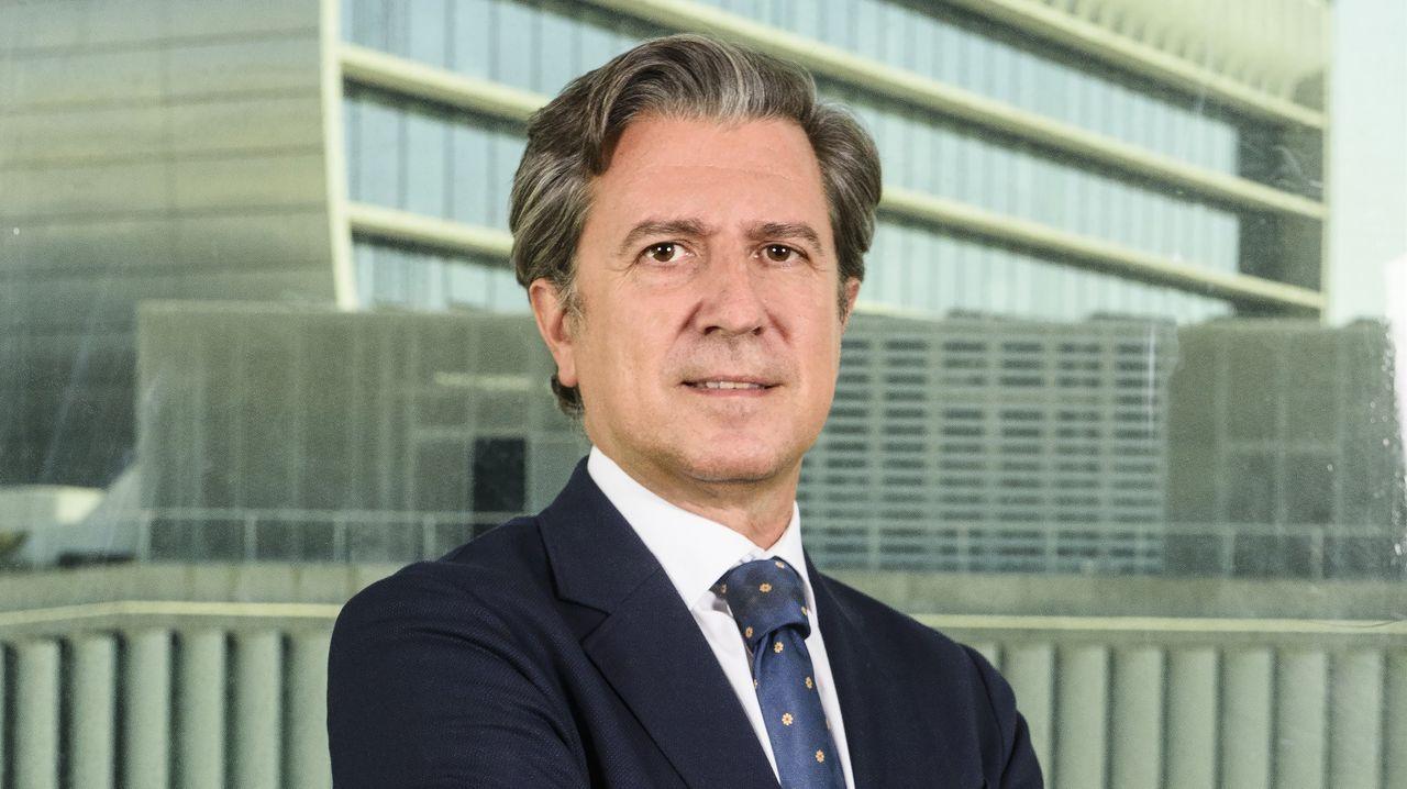 Adolfo Fraguas, responsable de los servicios jurídicos del banco